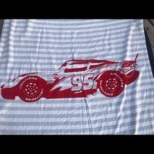 Disney Cars Blanket Lightning McQueen
